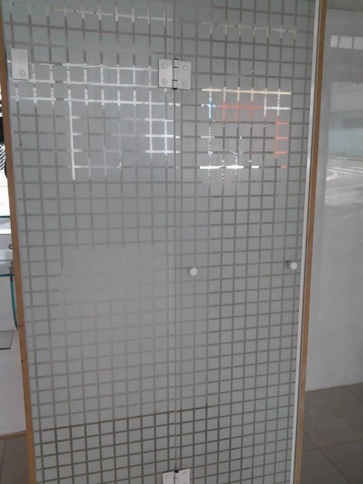 Box de Vidro Jateado Preço em Itaquera - Box de Vidro em  Sp