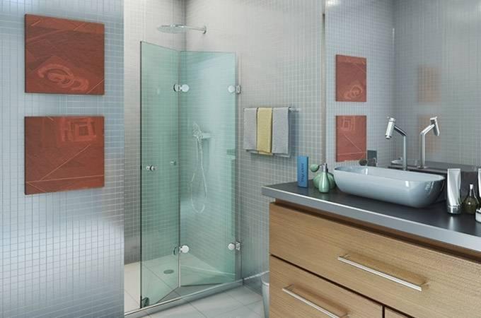 Box de Vidro para Banheiro Preço em Interlagos - Box de Vidro em  Sp