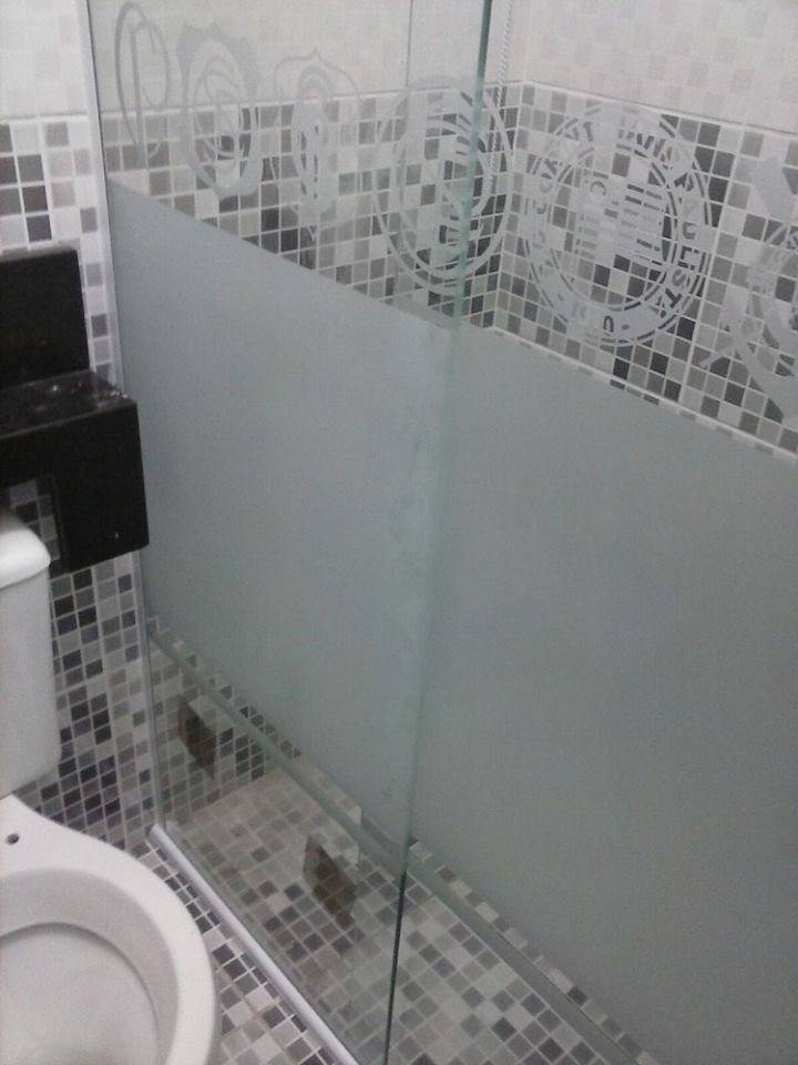 Box de Vidro Sanfonado para Banheiro no Ipiranga - Box de Vidro em  Sp