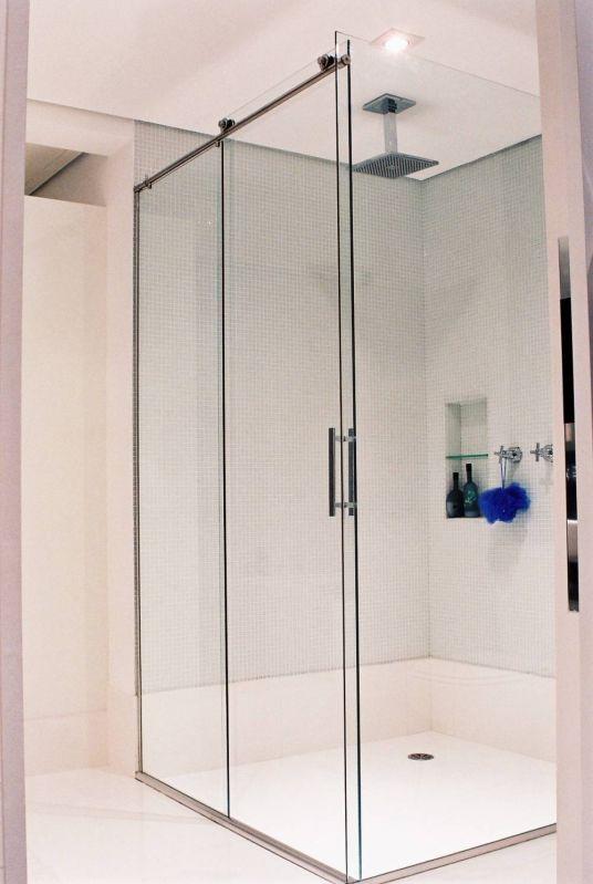 Box de Vidro Transparente em Itaquera - Box de Vidro em  Sp