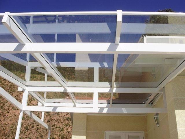 Cobertura de Vidro no Morumbi - Cobertura de Vidro de Correr