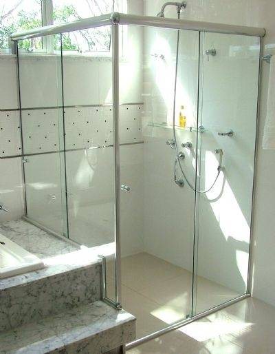 Comprar Box de Banheiro de Vidro no Jardim São Luiz - Box de Vidro Temperado