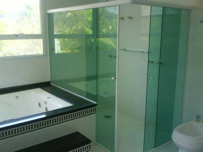 Comprar Box de Vidro para Banheiro na Cidade Tiradentes - Box de Vidro em  Sp
