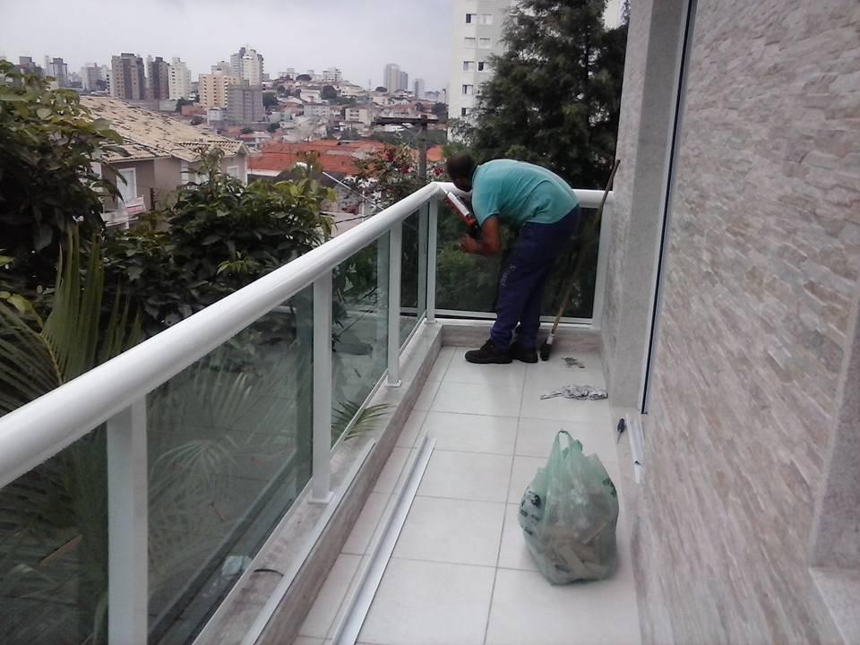 Guarda-corpo de Vidro Preço na Cidade Tiradentes - Guarda-corpo de Vidro