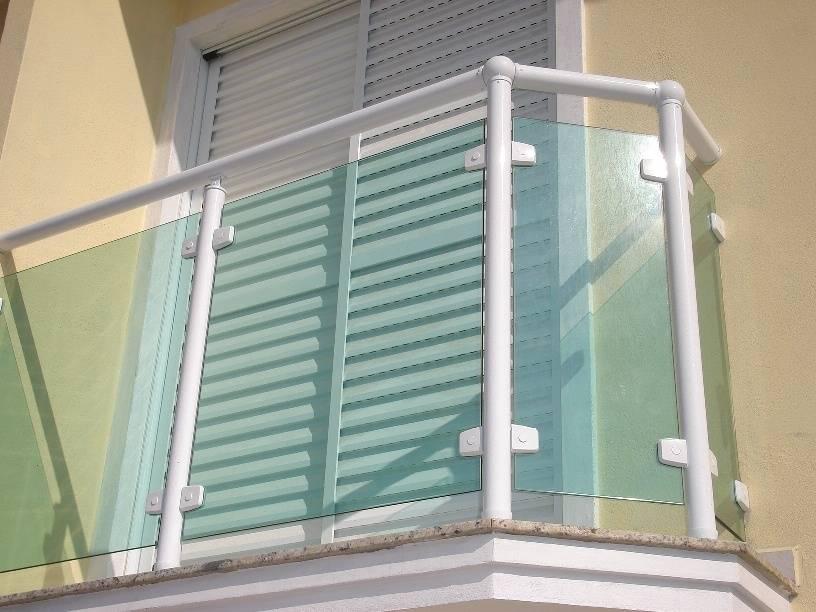 Guarda-corpo de Vidro Valor na Vila Prudente - Guarda-corpo em São Mateus