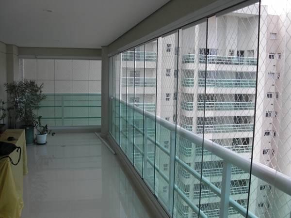 Loja de Envidraçamento de Sacada na Vila Esperança - Vidro Serigrafado