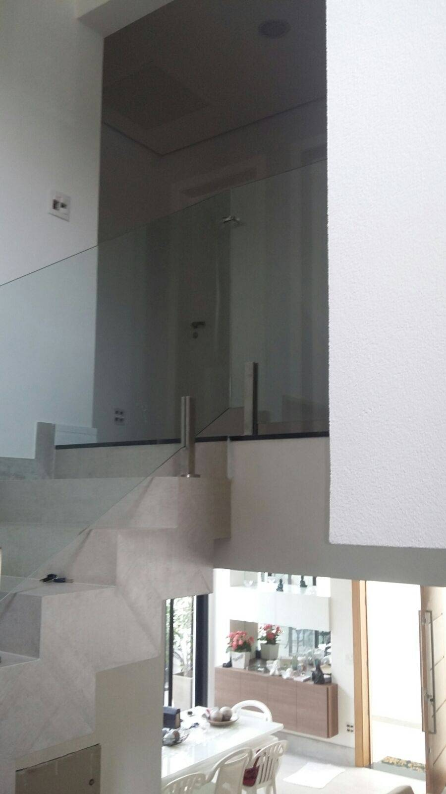 Loja de Guarda-corpo de Vidro Fumê em Belém - Guarda-corpo de Vidro para Varanda