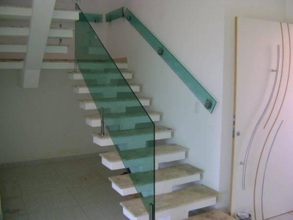 Loja de Guarda-corpo de Vidro para Escada na Vila Mariana - Guarda-corpo de Vidro para Varanda