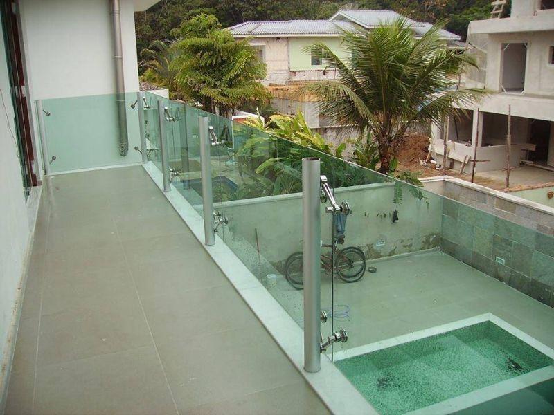 Montagem de Guarda-corpo de Vidro em São Miguel Paulista - Guarda-corpo de Vidro