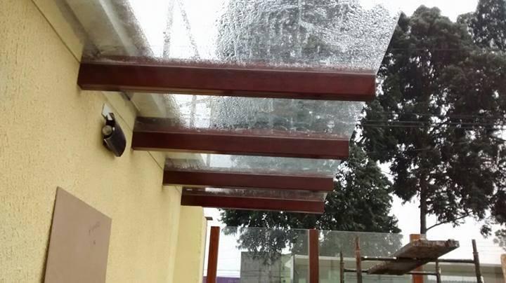Pergolados com Cobertura de Vidro em São Caetano do Sul - Cobertura de Vidro de Correr