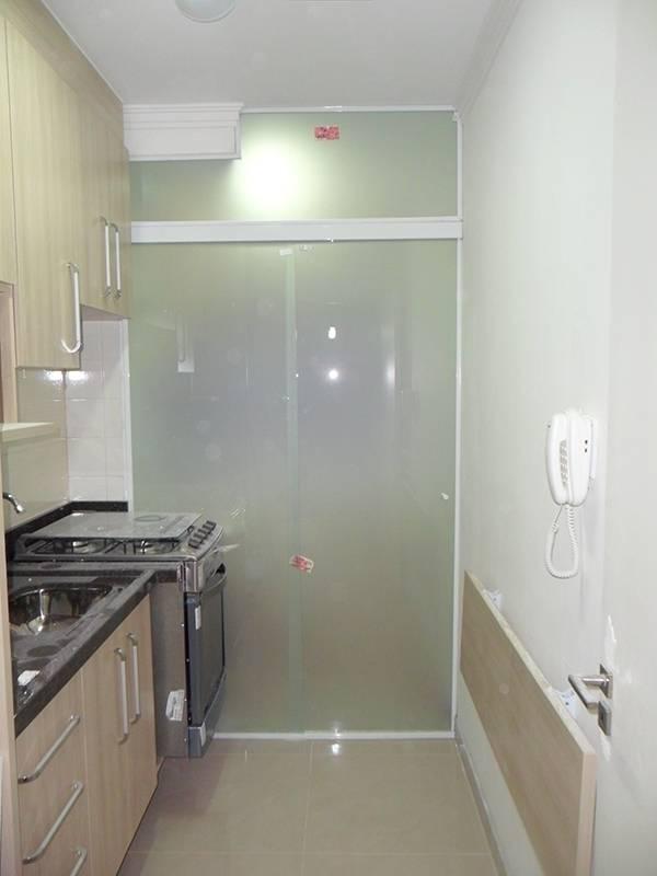 Porta de Vidro de Abrir no Jardins - Porta de Vidro de Cozinha
