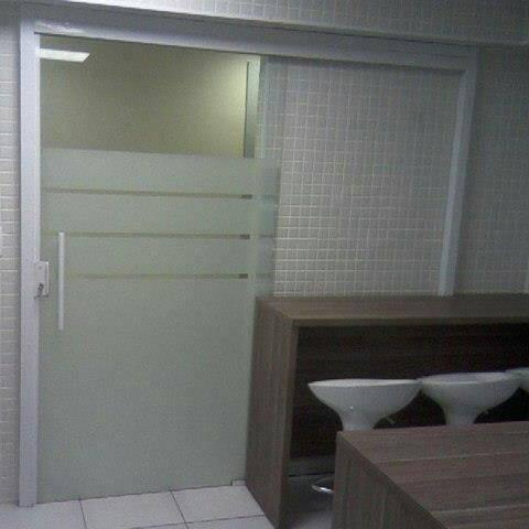 Porta de Vidro de Correr Quanto Custa no Jardim Iguatemi - Porta de Vidro Temperado