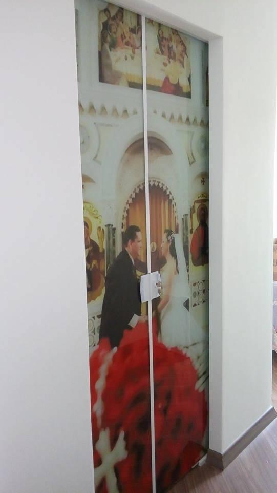 Porta de Vidro de Correr na Mooca - Porta de Vidro Laminado