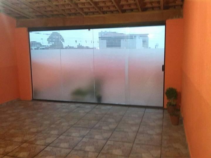 Porta de Vidro de Loja na Vila Mariana - Porta de Vidro Espelhado