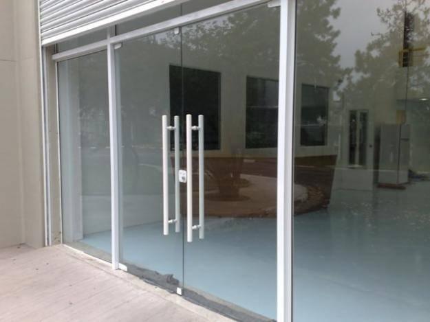 Porta de Vidro Interna na Vila Prudente - Porta de Vidro de Loja