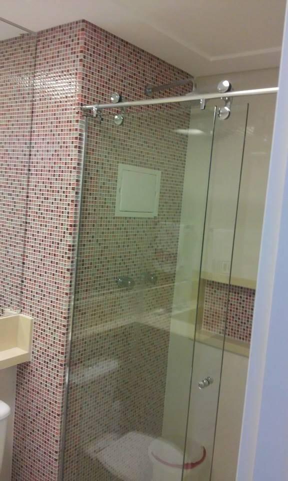 Preço de Box de Vidro para Banheiro no Parque do Carmo - Box de Vidro em  Sp