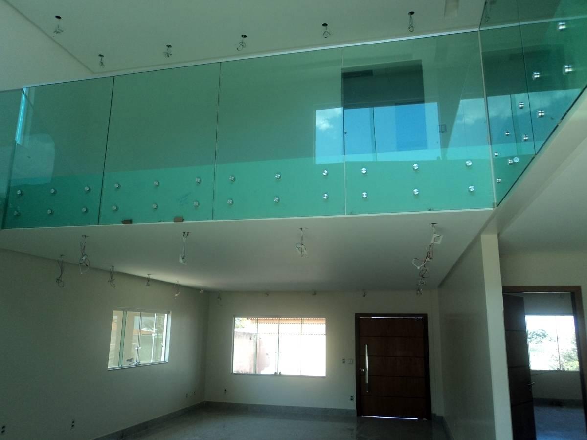 Preço M2 Guarda-corpo de Vidro na Vila Esperança - Guarda-corpo de Vidro