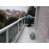 Guarda-corpo de vidro preço na Vila Matilde