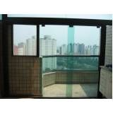 Porta de vidro de correr preço na Vila Formosa