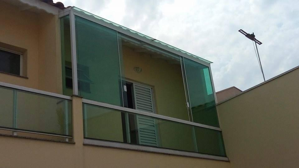 Vidro para Separar Cozinha da área de Serviço no Jardim Iguatemi - Envidraçamento de Sacada