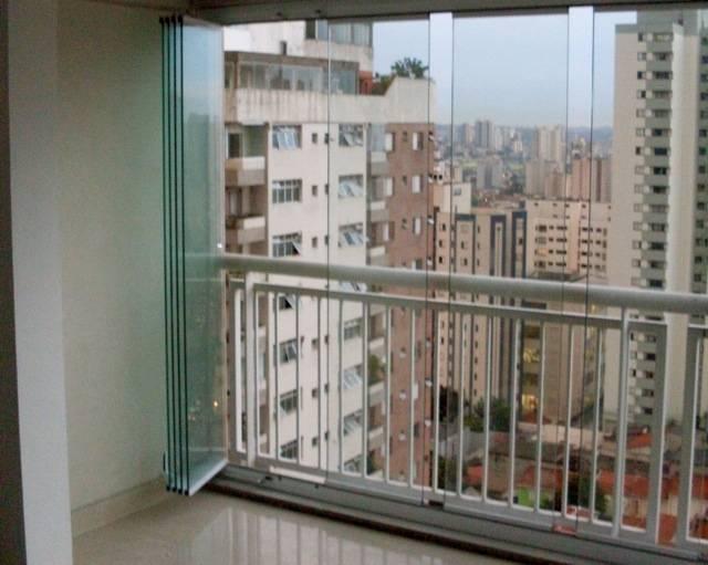 Vidro para Varanda Preço no Itaim Paulista - Envidraçamento de Sacada