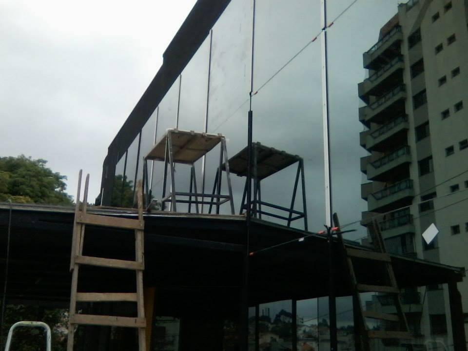 Vidro no Jardim Paulista - Envidraçamento de Sacada